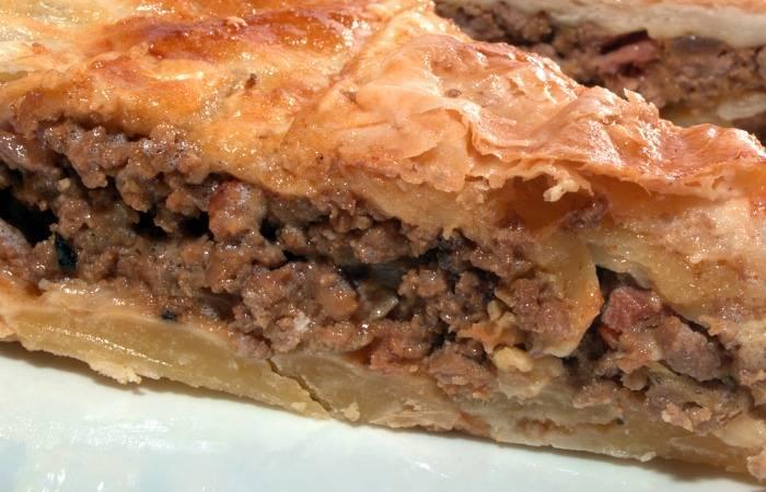 photo of australian meat pie