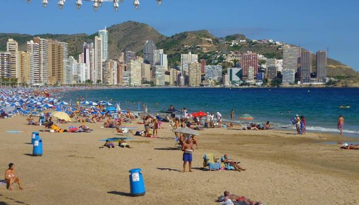 a picture of Malpas beach