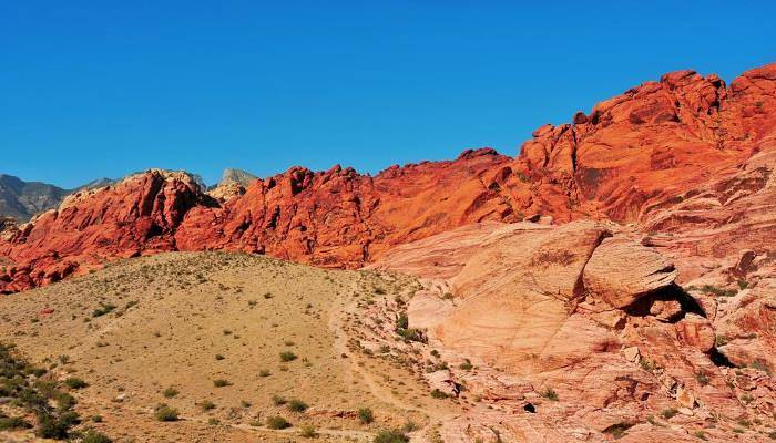 photo of the calico basin