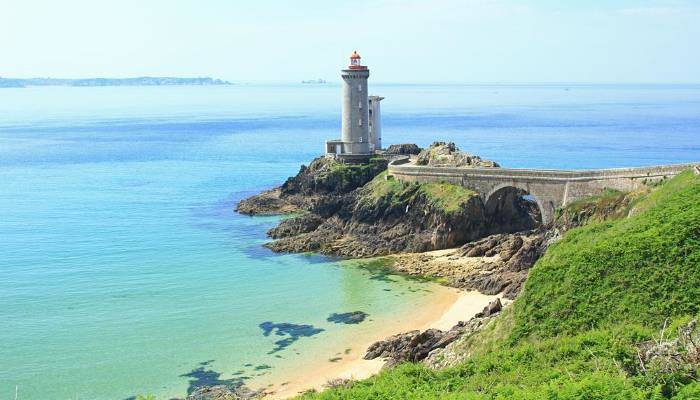picture of Brest in Brittany