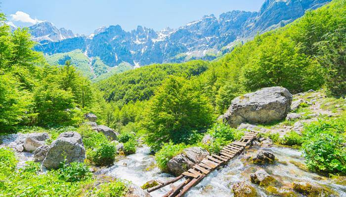 picture of Valbona National park