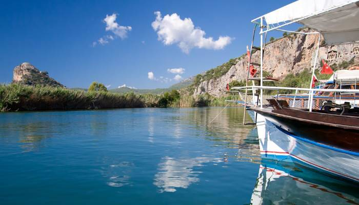 picture of dalyan