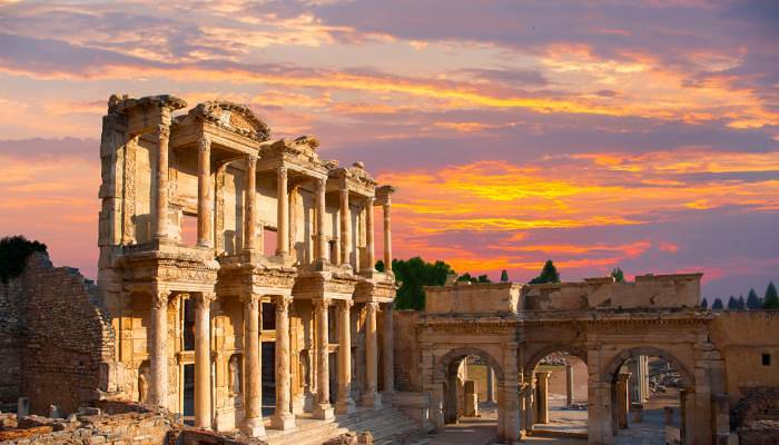 picture of Ephesus