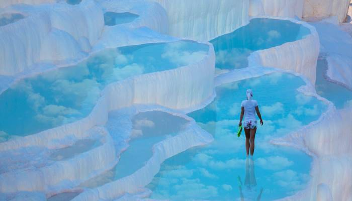picture of Pamukkale