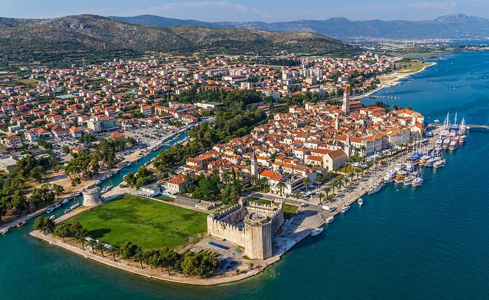 picture of Trogir