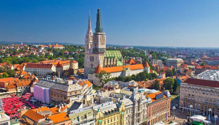 picture of Zagreb