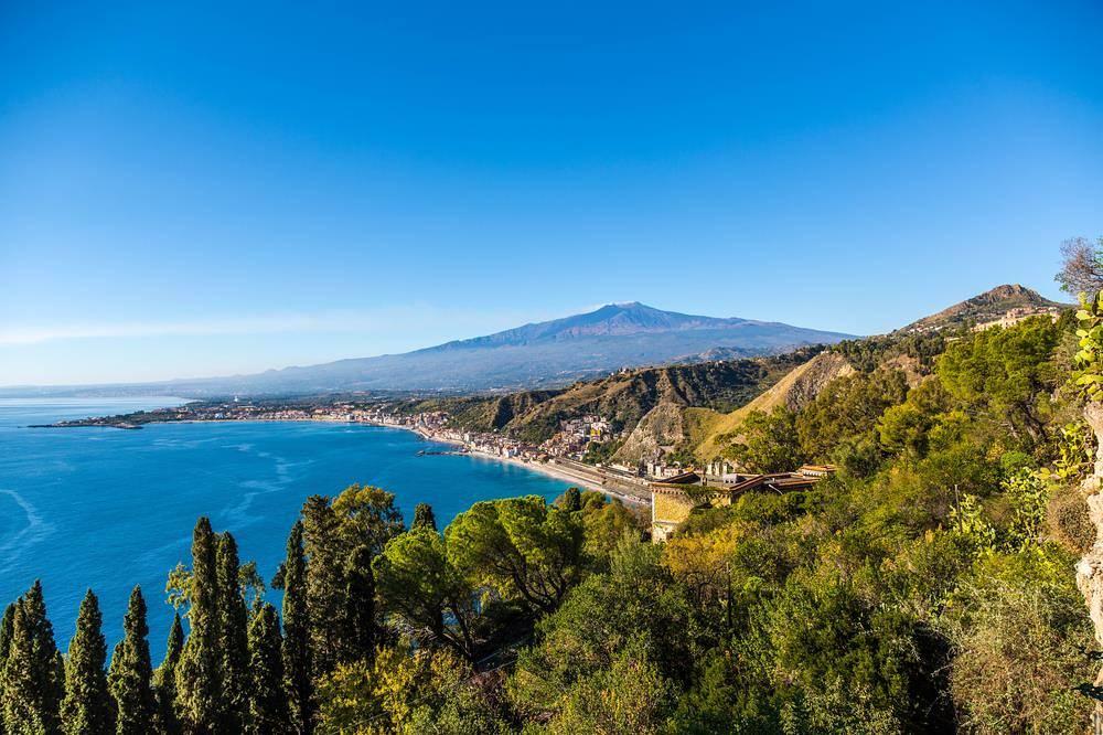 picture of the Taormina beach resort