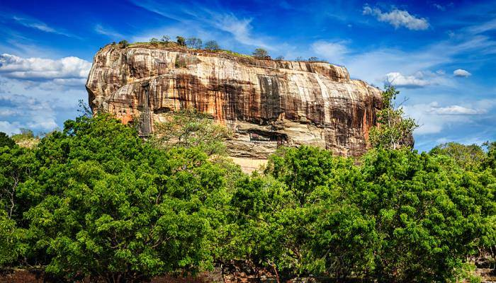 picture of Sigiriya