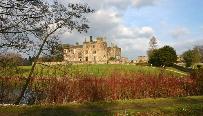 picture of Ripley Castle