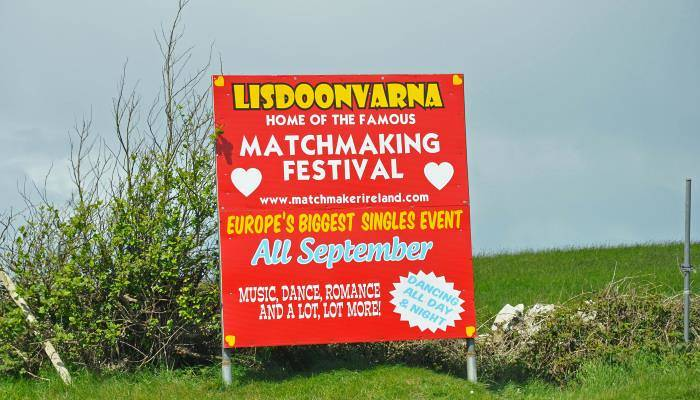 Lisdoonvarna matchmaking festival september 2018