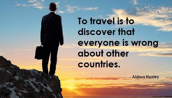 20 Top Travel Quotes Dealchecker Blog 2018