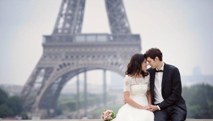 wedding paris