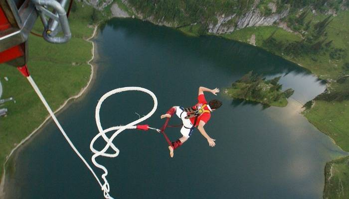 switzerland bungee